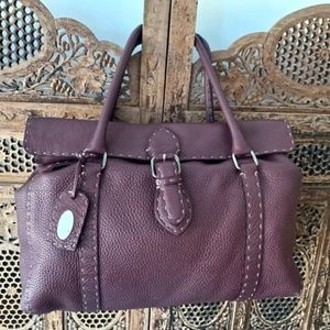 Vintage Fendi Selleria Medium Linda Bag